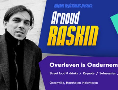 Keynote: Arnoud Raskin