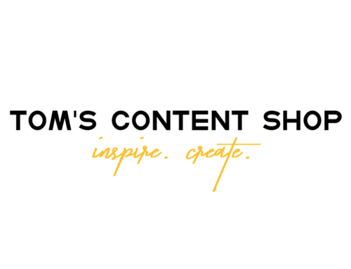 Tom's Content Shop